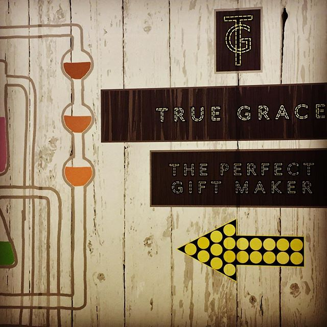 TRUE GRACE... THE PERFECT GIFT MAKER