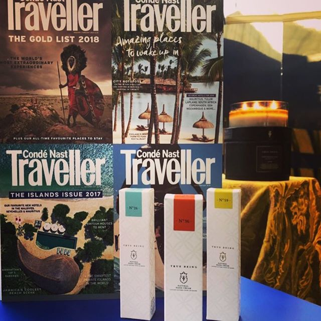 Pop along to the DESTINATIONS Show at Olympia, London where TRUE GRACE and @condenasttraveller have collaborated. Subscribe to CONDE NAST TRAVELLER and you will receive a beautifully scented TRUE GRACE hand cream. . . . . . .  #CondeNastTraveller #thebestintheworld #TrueGraceMoments #TrueGraceBespoke #EssenceOfEnglandTG #AsItShouldBeTG #TrueGraceTG #BurlingtonArcade #MilsomPlace  #Sustainable #ecofactory #carbonneutral