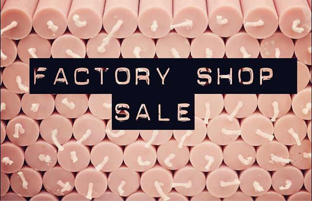 🕯FACTORY SHOP SALE 🕯 • We are having a Factory Shop Sale from Monday 23rd July to Friday 3rd August at our Factory in Warminster • 10am to 4pm Monday to Friday • Crusader Park, Roman Way, Warminster, Wiltshire. BA12 8SP • #EssenceOfEnglandTG #Wiltshire #AsItShouldBeTG #TrueGraceTG #Sustainable #Ecofactory #Carbonneutral #SustainableFragranceHouse #factoryshopsale #scentedcandles  #nottobemissed
