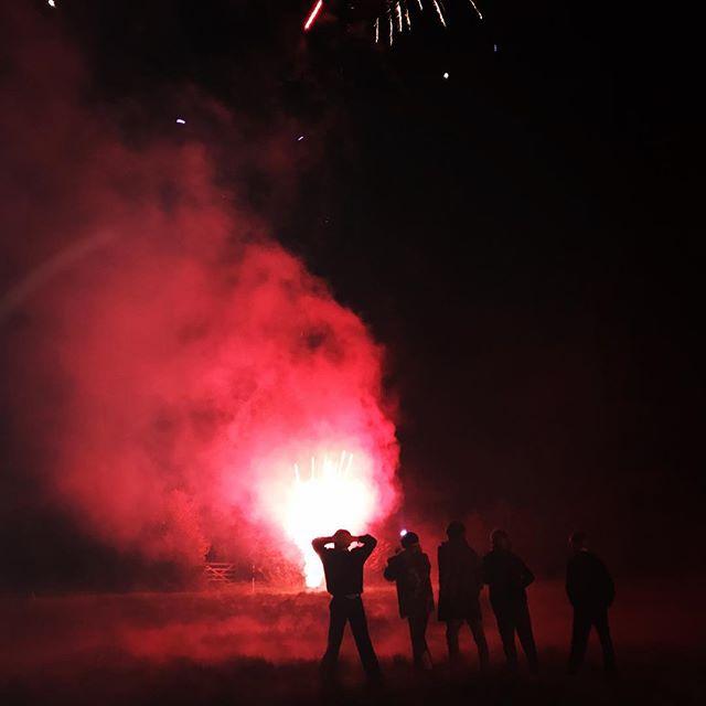 Fireworks! XX