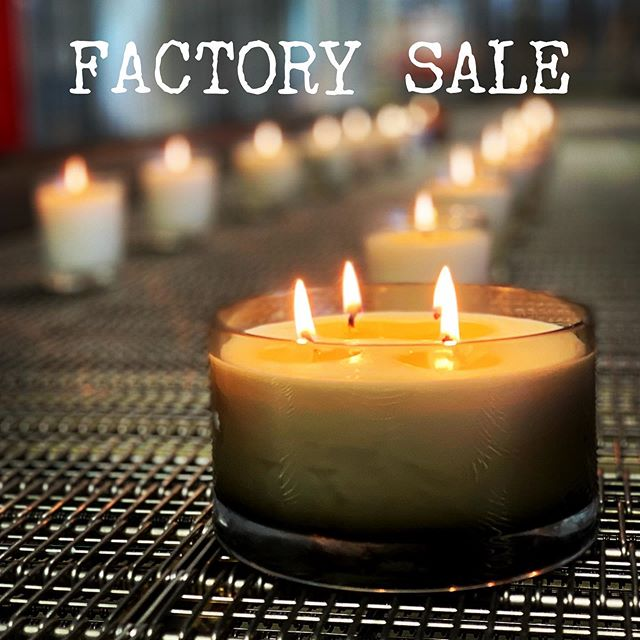 FACTORY SHOP SALE 🕯 We have re-stocked the factory shop and are delighted to announce we are having a January Sale from Monday the 27th of January to Saturday the 1st of February 🕯 Up to 50% off factory shop items including:  Candles Diffusers Room sprays  Dining candles Toiletries 🕯 Don't forget our refill store. Bring your own bottles or buy one from us, to be filled with:  Body wash  Lotion  Shampoo Conditioner 🕯 Our factory shop will continue to be open every week  Monday – Friday 10am till 4pm. 🕯 We are looking forward to welcoming you in our Factory Sale. True Grace, Roman Way, Crusader Park, Warminster BA12 8SP